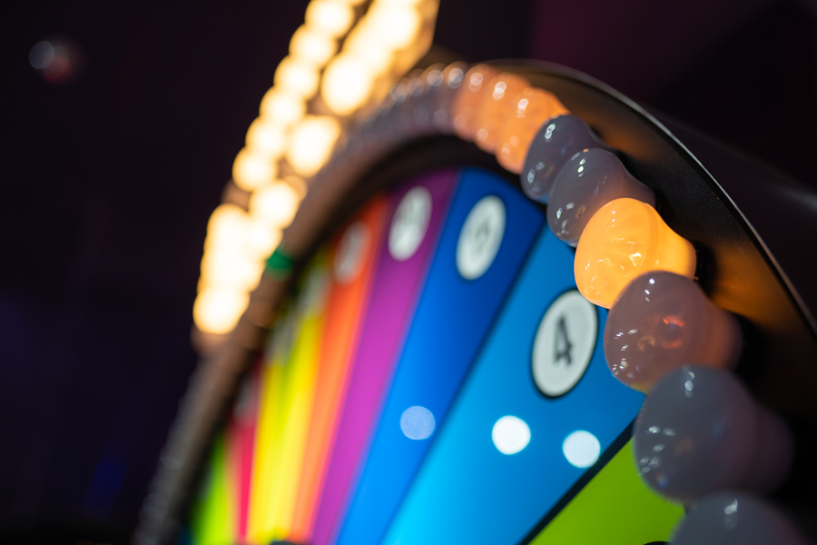 animation roue de la chance
